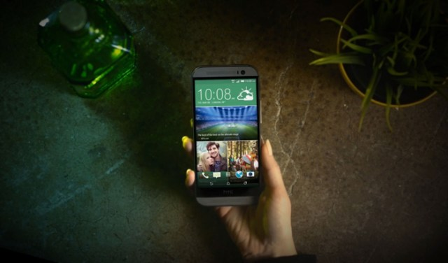 HTC One M8 Dual SIM hands-on