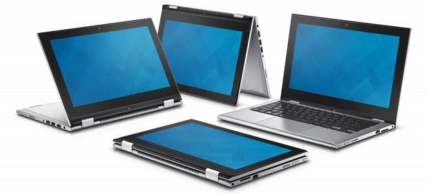 Inspiron 11 3000 Series 2-in-1 Touch Notebook
