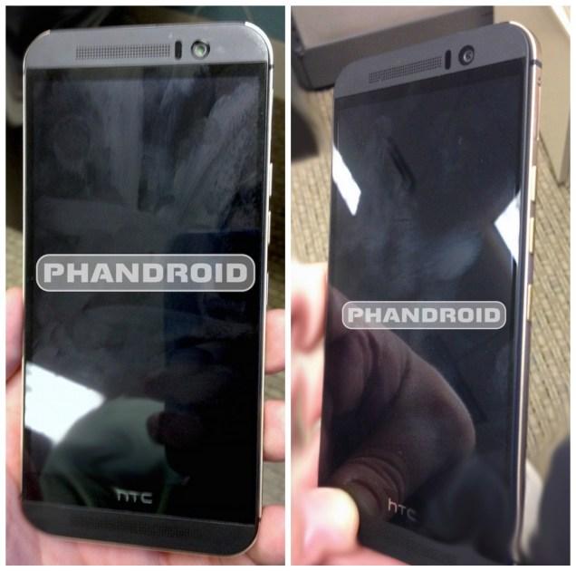 HTC One M9 prototype leak