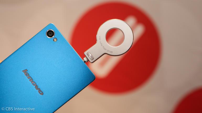 Lenovo VIBE Xtension Selfie Flash