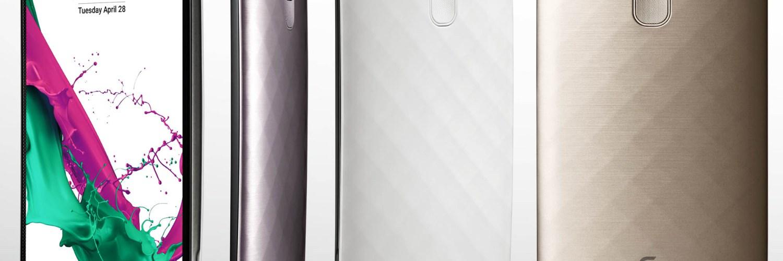 Το LG G4 με πλαστικό καπάκι.