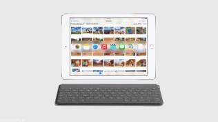 Apple iOS 9 External Keyboard