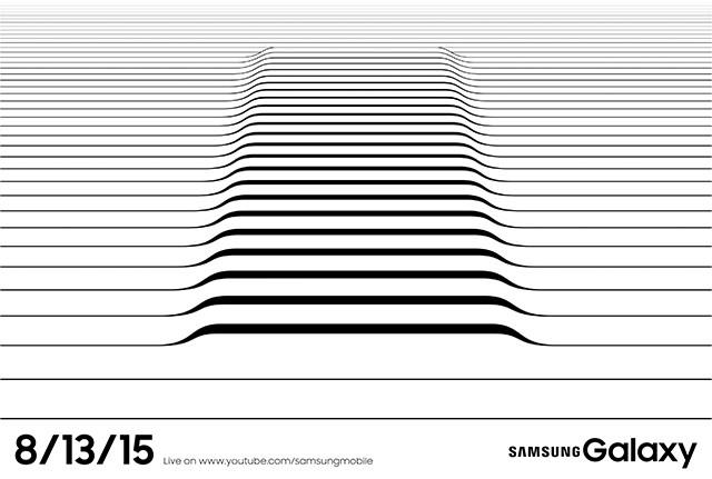 Samsung Unpacked Event August 13