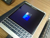 BlackBerry Passport Silver Edition with Android leak 3