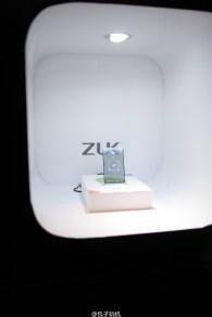 ZUK transparent screen phone prototype 3