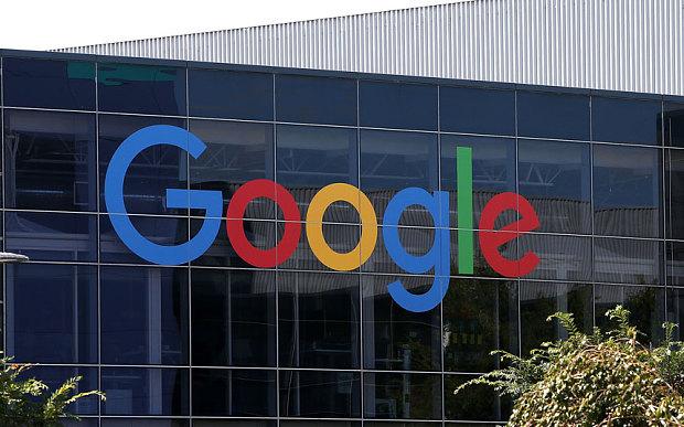 Google HQ 2015