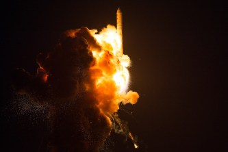 Antares Explosion 3