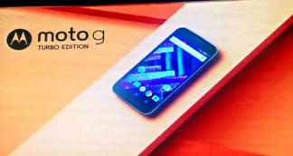 Motorola Moto G Turbo 4