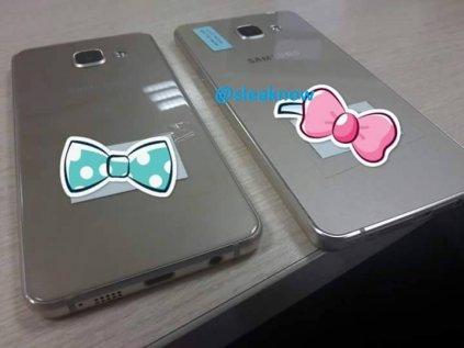Samsung Galaxy A3 and A5 2015 edition leak 3