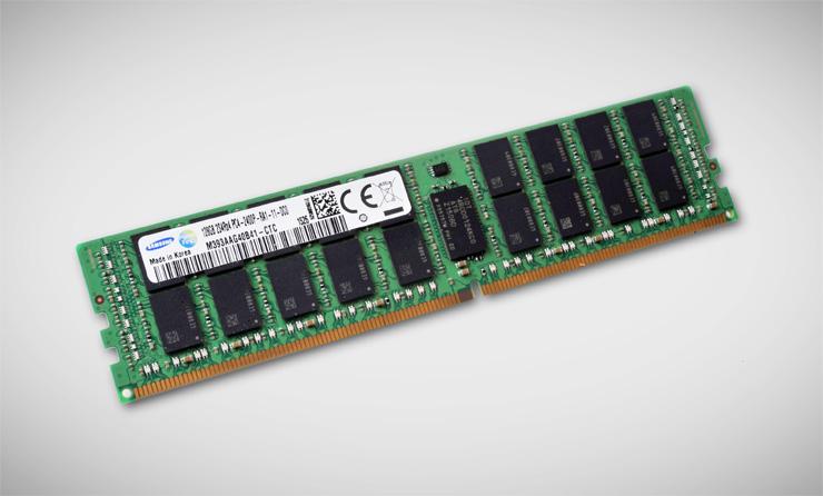 Samsung TSV DDR4 128GB RAM