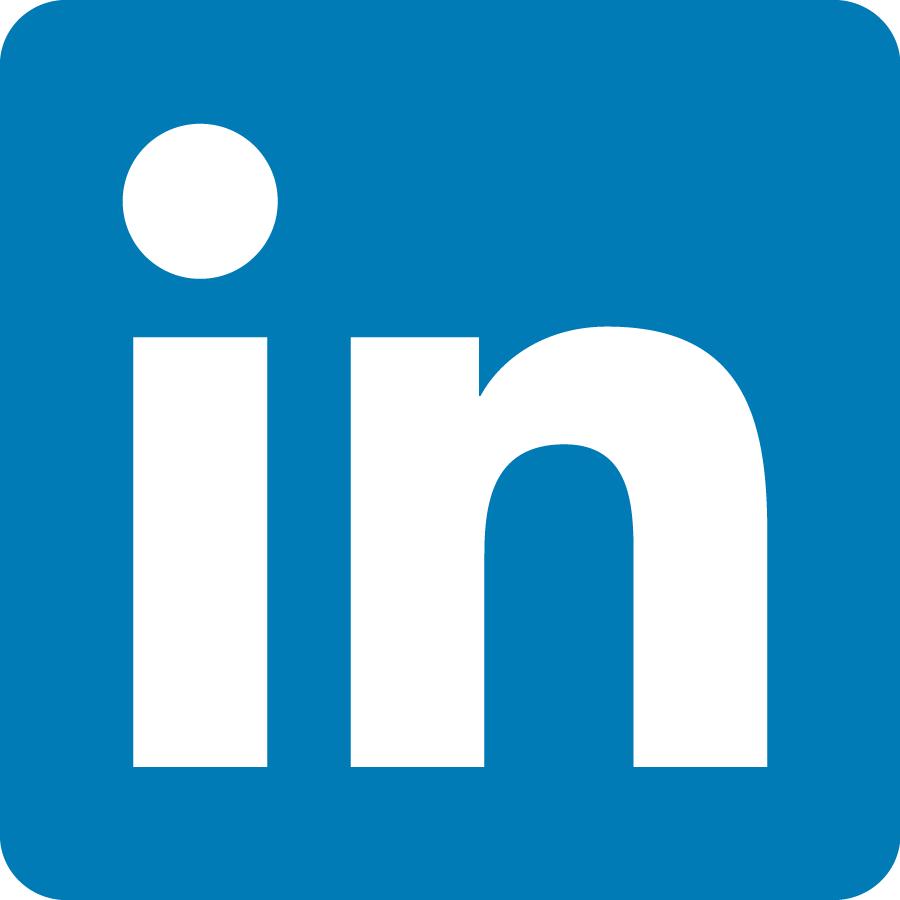 icone linkedin cv