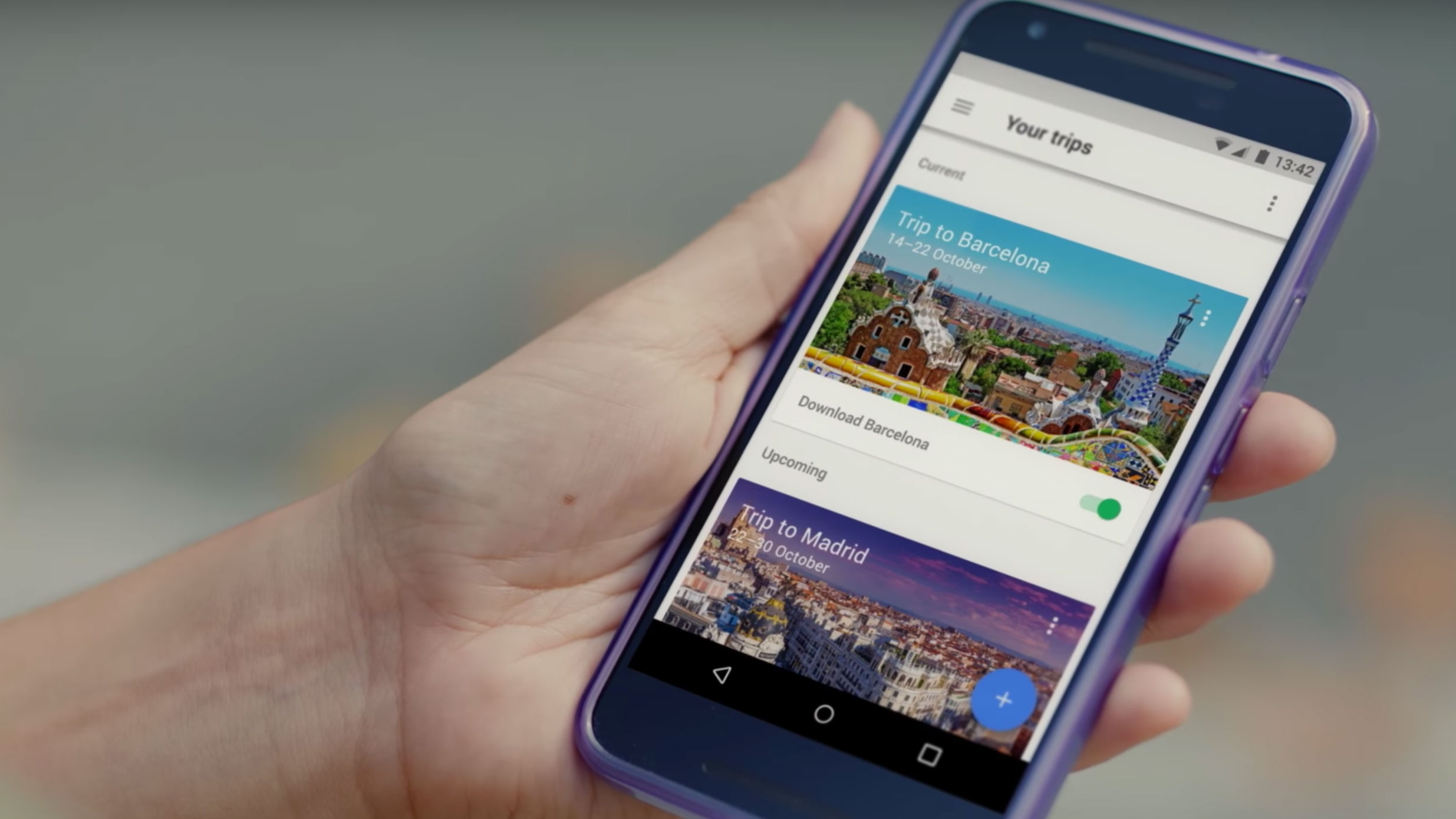 Go Via Trip Planner Personalized Travel Planner Google Trips Gets Better At