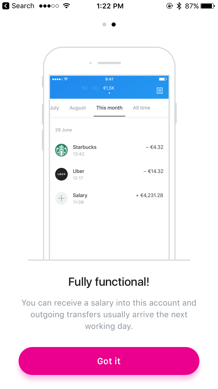 1 Libra Euros Revolut Launches Personal Euro Accounts With Your Own Iban