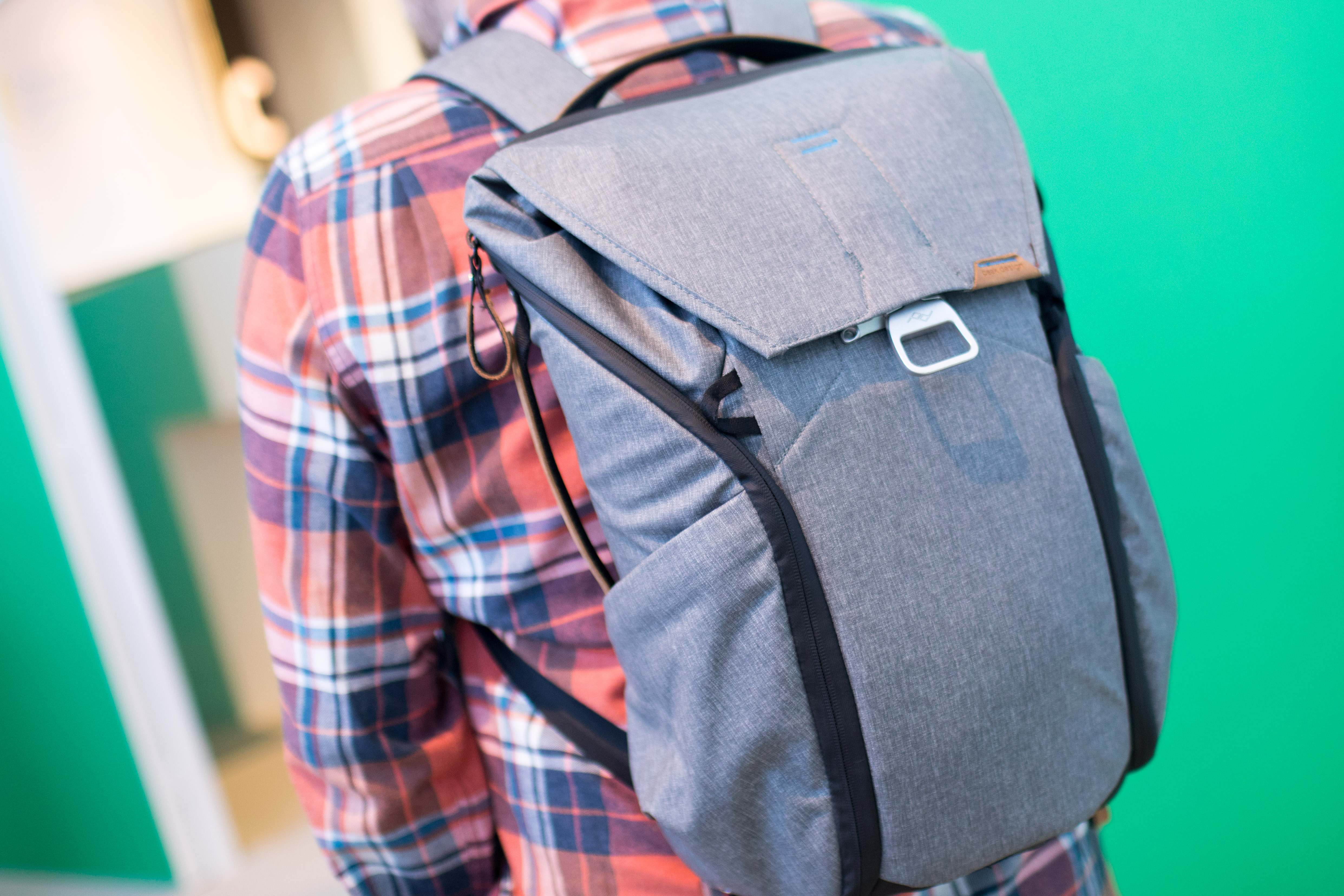 Peak Design Peak Design S Everyday Backpack Was My Surprise Hit Of Ces 2018