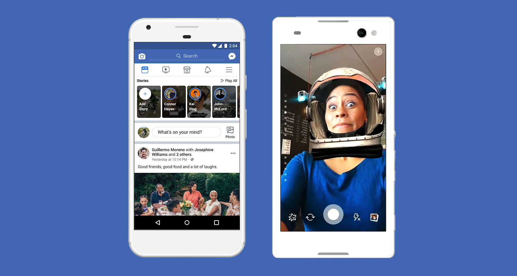 Facebook Mobile Ansicht 3 Tests Show Facebook Is Determined To Make Stories The Default