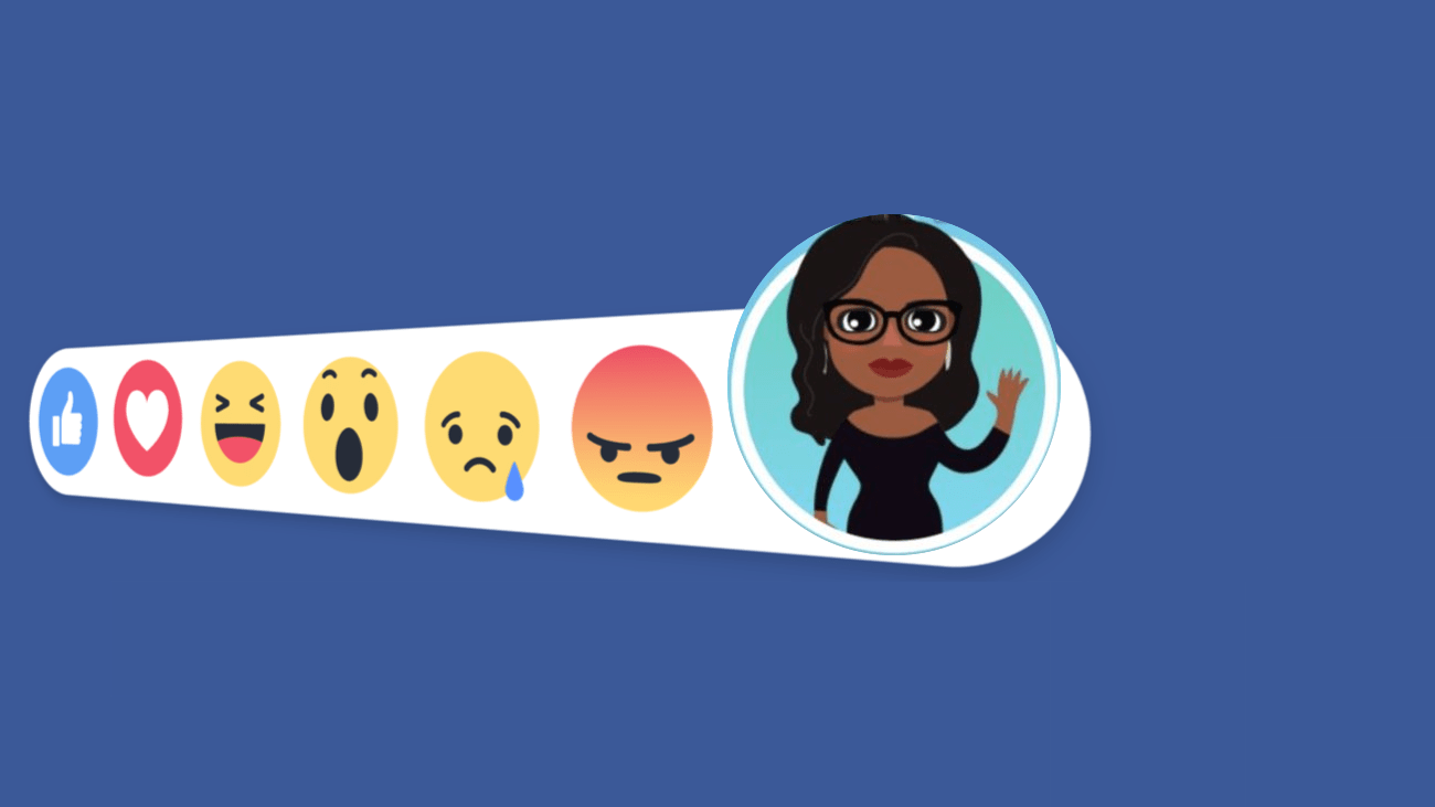 Cute Stickers For Facebook Facebook Avatars Is Its New Clone Of Snapchat S Bitmoji Techcrunch