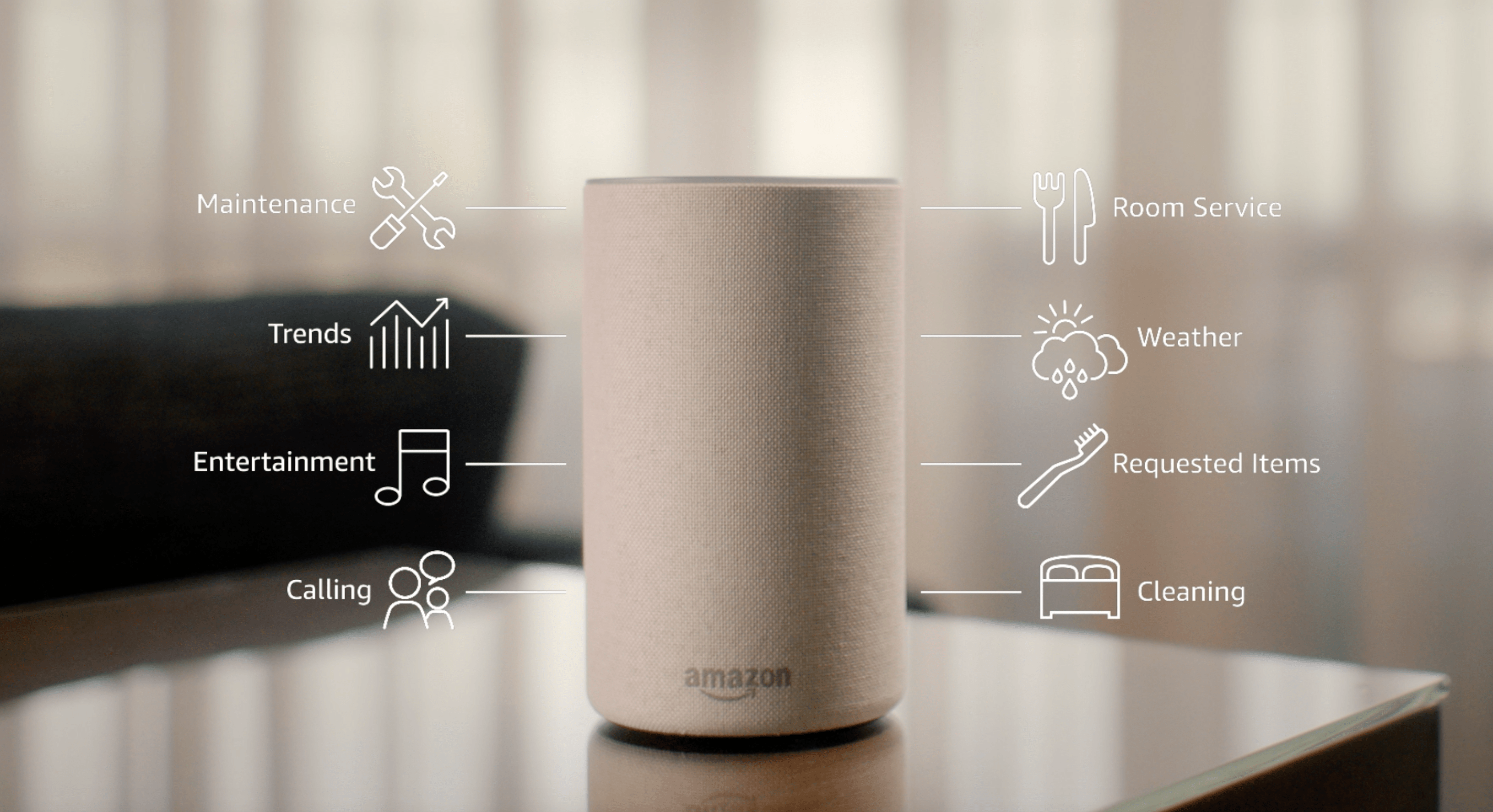 Amazon Audible Kaufen Amazon Launches An Alexa System For Hotels Techcrunch