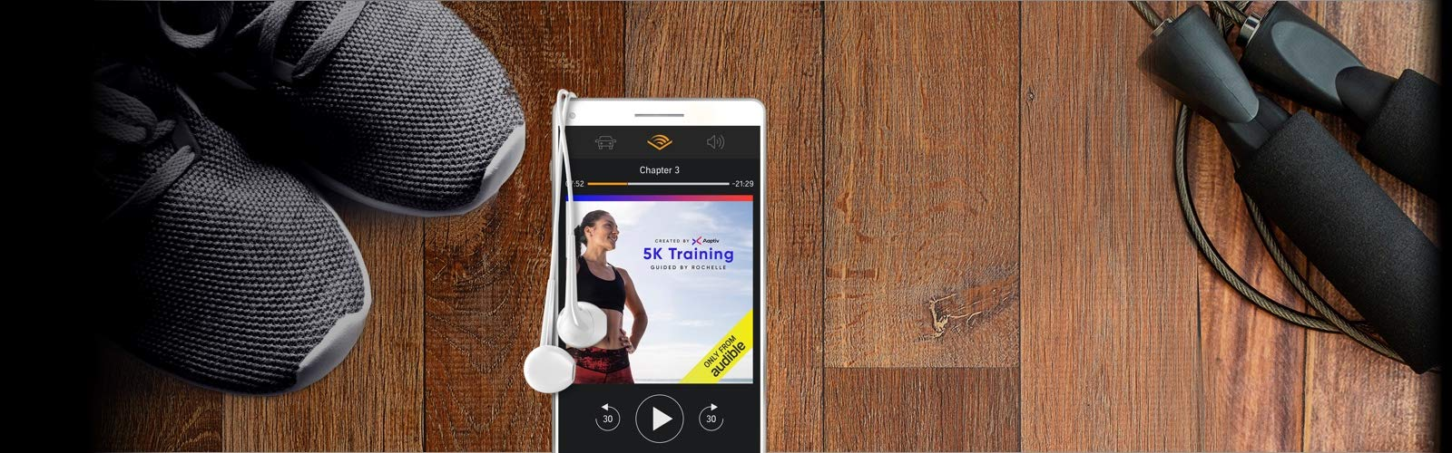Amazon Audible Voice Over Jobs Audible Gets Guided Meditation And Workouts Courtesy Of