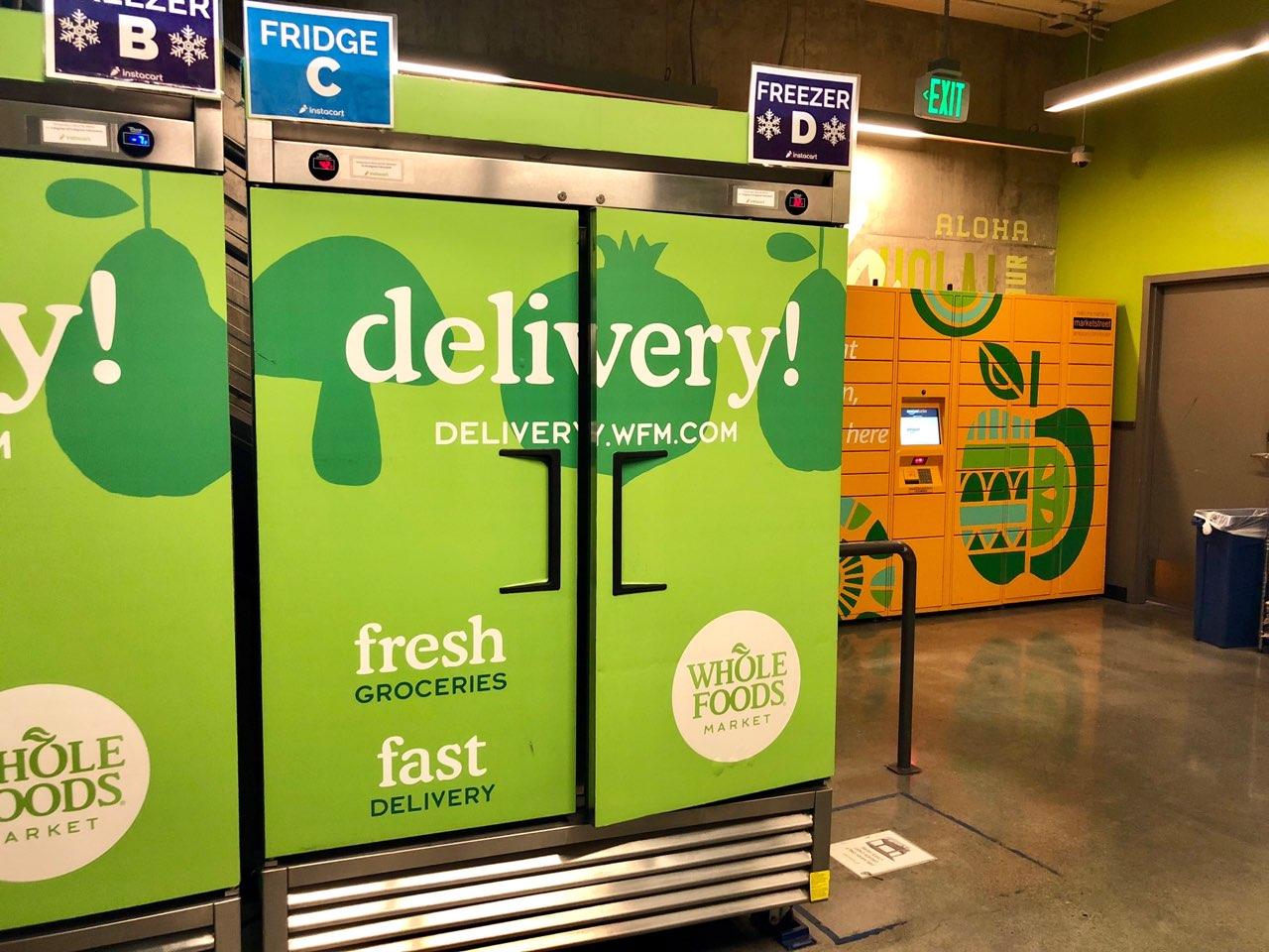 Amazon Whole Foods The Amazonization Of Whole Foods One Year In Techcrunch
