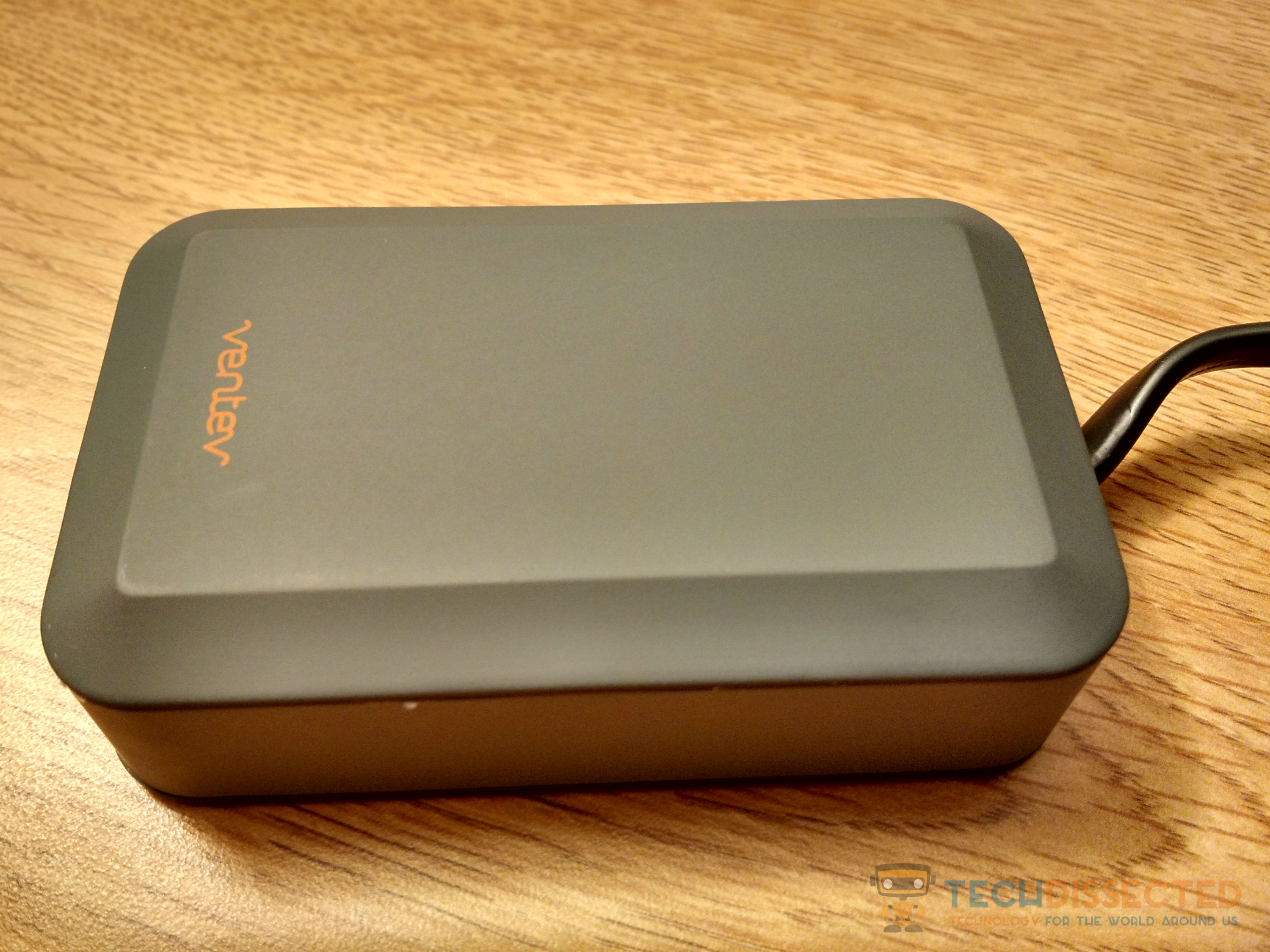 Usb Charging Hub Review Ventev Usb Charging Hub Portable Charger