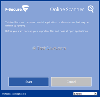 F-secure Online Scanner gets More Powerful, Now it can remove Advanced Rootkits Also