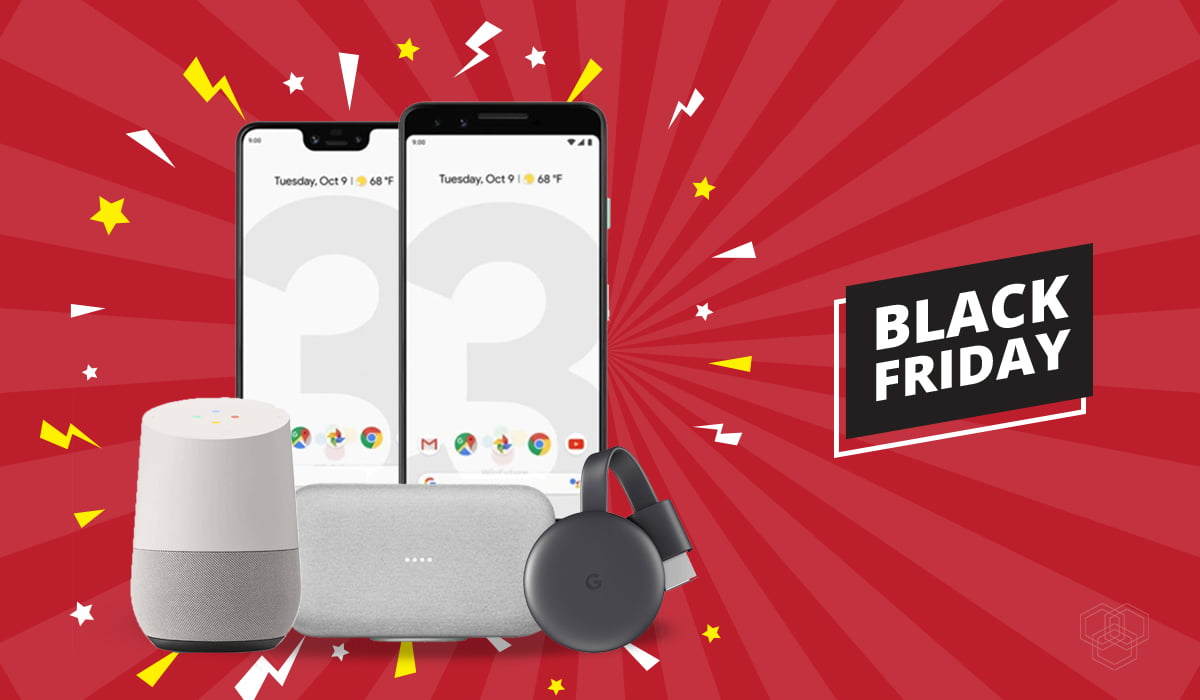 Black Friday Sale Google Just Stepped In The Black Friday Sales Spree Products On Sale