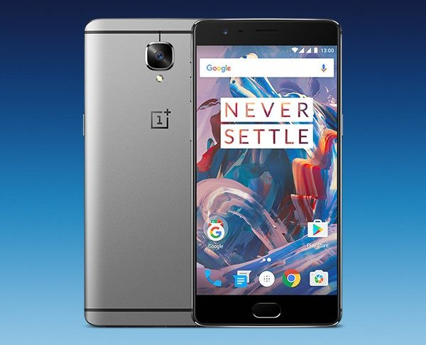 oneplus 3T to come with nougat