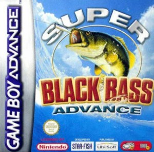 super black bass advance - gameboy