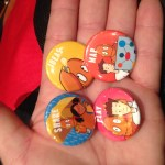 Brainpop buttons!