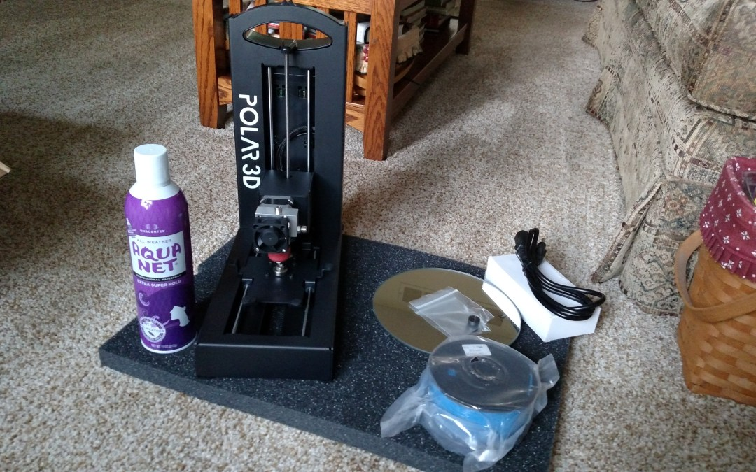 My Newest Love: The Polar3D Printer