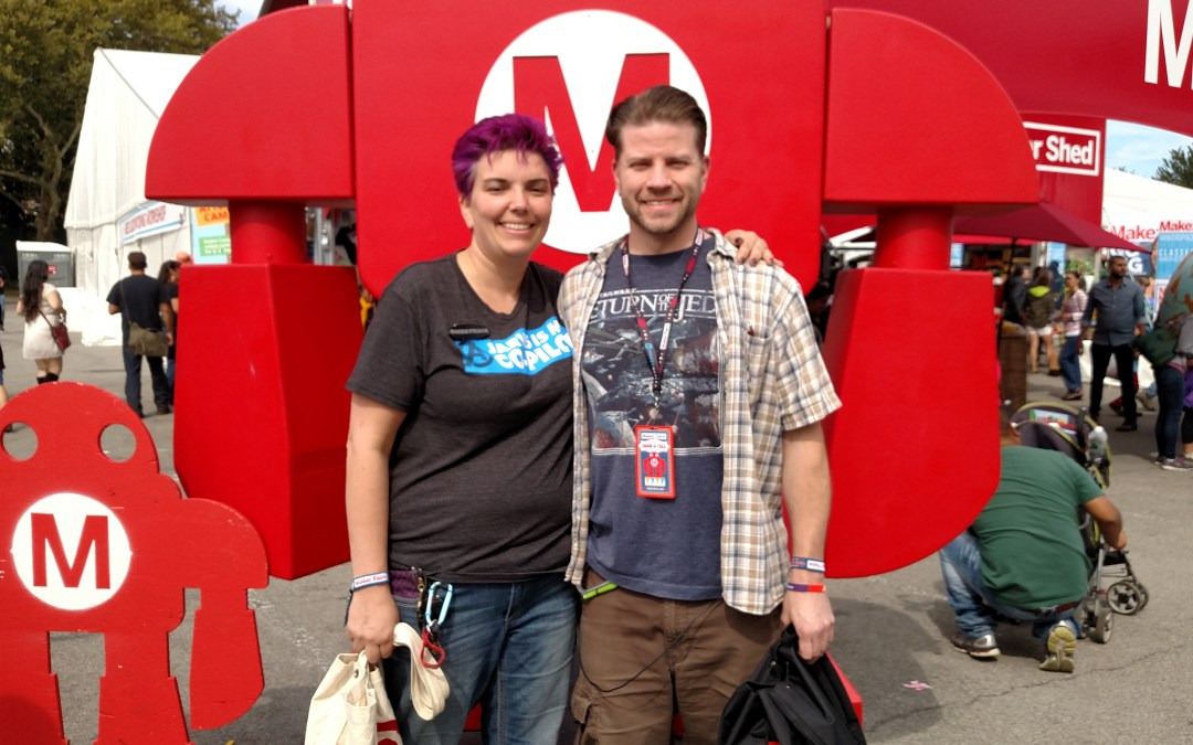 World Maker Faire New York 2015