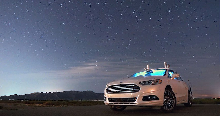 New Patents From Amazon Hint at Plans for Self-Driving Car