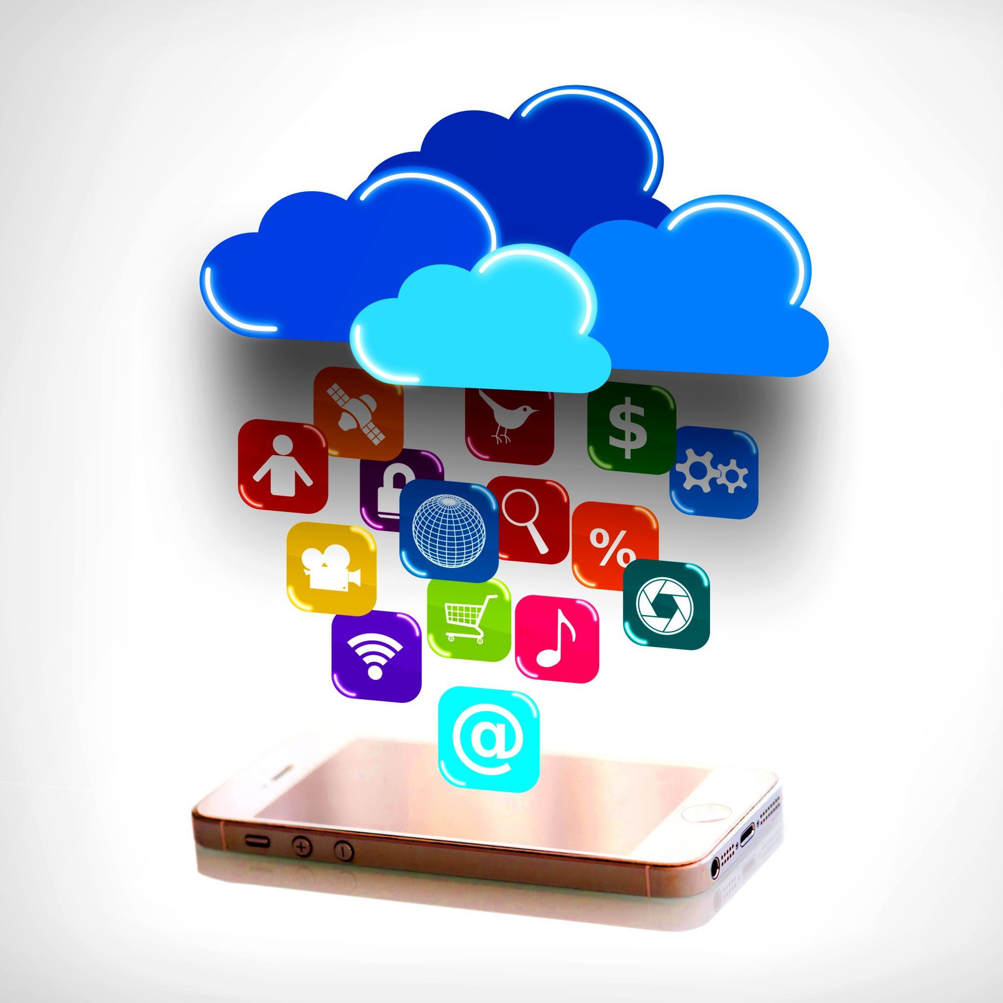 Cloud IoT illustration