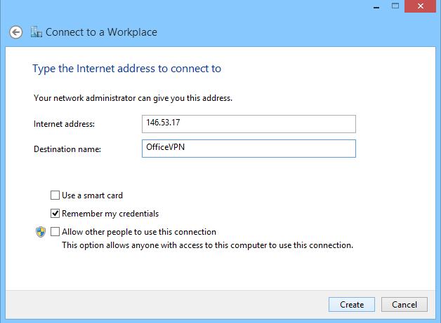 vpn-address-connection