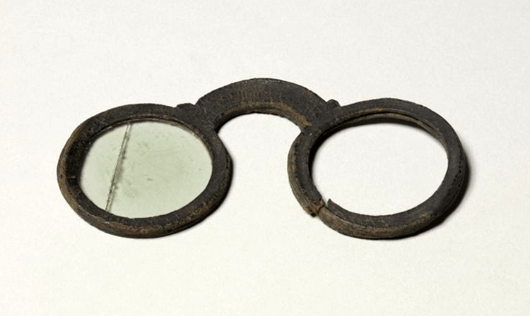 oldest eyeglasses in smartwearables