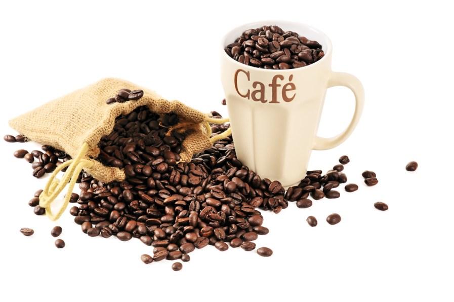 Dark Roasted Cofee beans