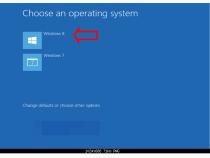 Remove Windows 7 in Windows 8 Dual Boot