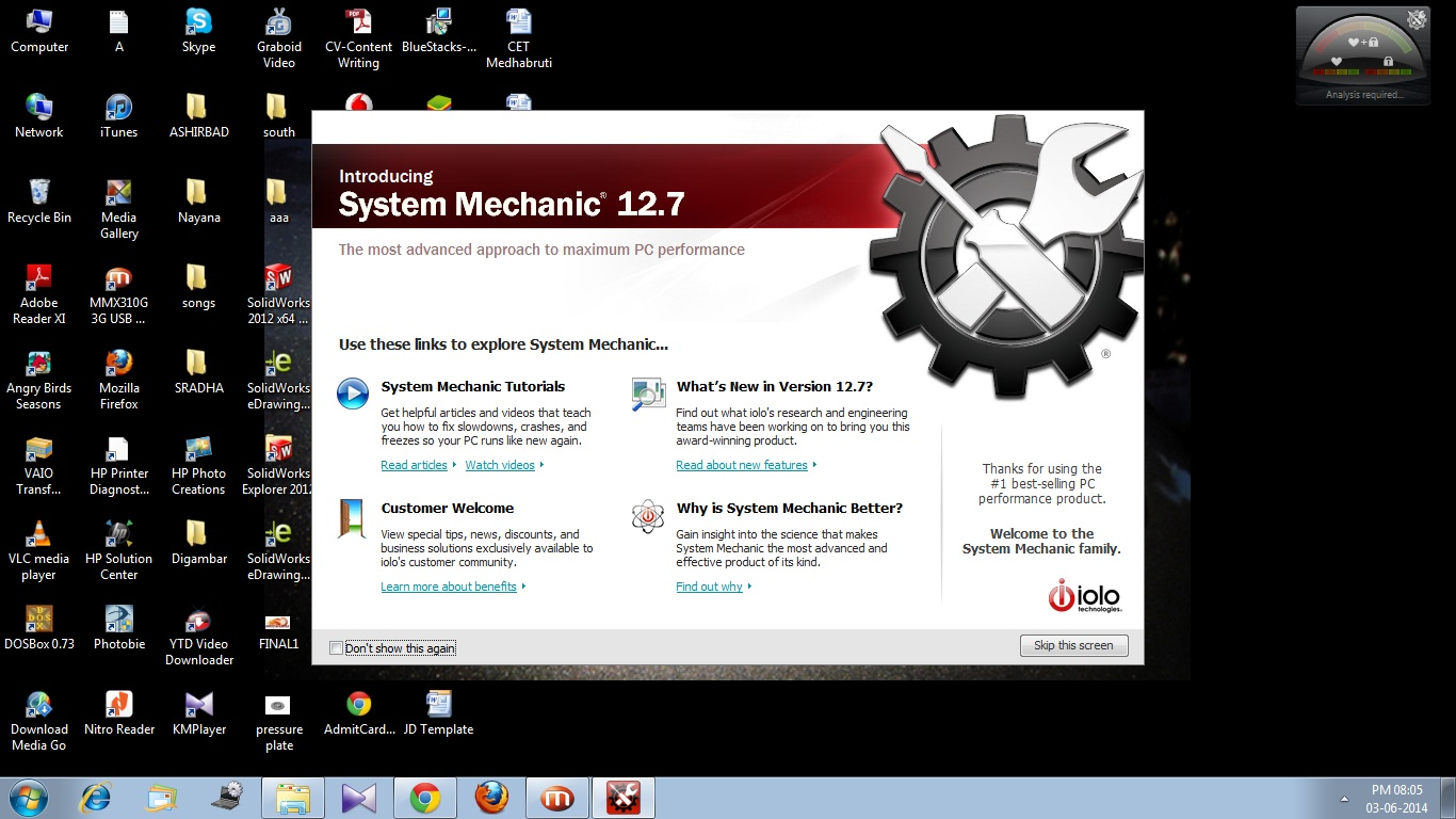 System Mechanic Iolo System Mechanic An All In One Tool For Pc Analysis Pc