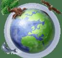 earth logo