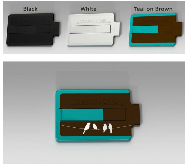ChargeCard - iPhone