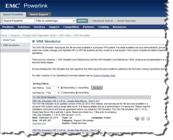 emc powerlink