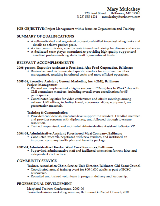 Ideas for a Differentiated Resume Techi Desi - combination style resume