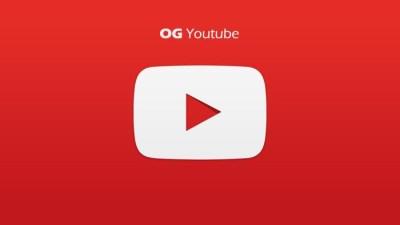 OG Youtube Apk Download 12.10.60-3.5U for Android [Latest]