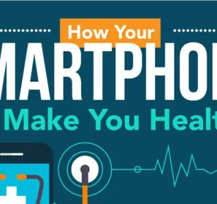 smartphone improve your health