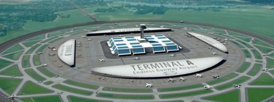 Ο κυκλικός διάδρομος είναι το μέλλον των αεροδρομίων