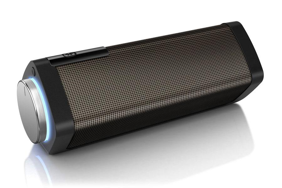 Enceinte Nomade Puissante Philips Shoqbox Sb7100 A Bluetooth Speaker Original But