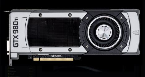 NVIDIA GeForce GTX 980 Ti announced with price and availability