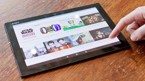 Sony Xperia Z4 Tablet Full Specifications & Price