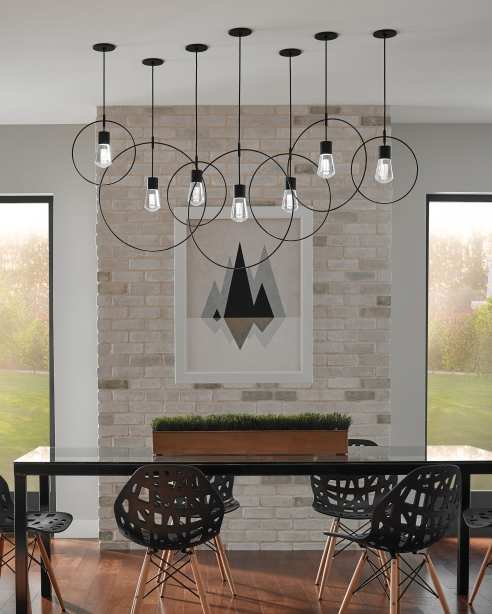 Recessed Lighting Bulb Installation Alva Pendant Details | Tech Lighting