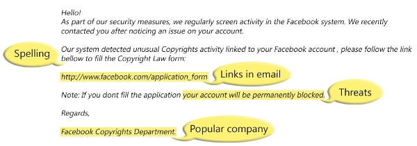 phishing scams email_example